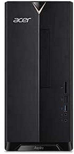 Acer DT.BDCEG.00G Aspire TC-886 9na generazione di processori Intel® Core i7 i7-9700 8 GB DDR4-SDRAM 512 GB SSD Nero PC Aspire TC-886 3 GHz, processore Intel® Core i7, i7-