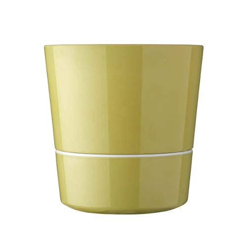 Mepal 86150 Hydro Herbs Immer frische Kräuter griffbereit, Kunststoff, Nordic Lemon
