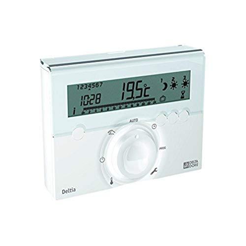 Delta Dore DEL6050412 - Programador para calefacción eléctrica