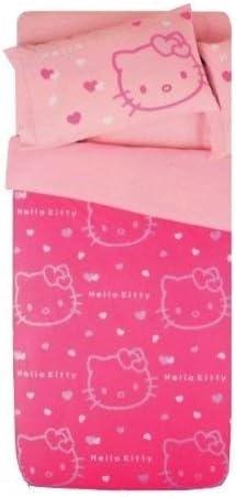 Gabel Hello Kitty Copripiumino Un Piazza Gabel Hello Kitty Out Line Fuxia Amazon It Casa E Cucina