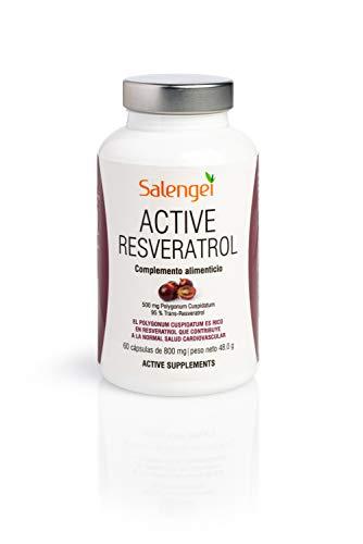 Active Resveratrol - 60 Cápsulas (Active Supplements)