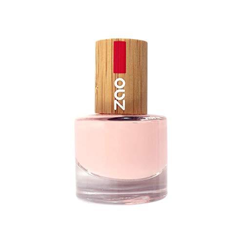 Zao - Esmalte de uñas de bambú - No. 642 / Francés beige