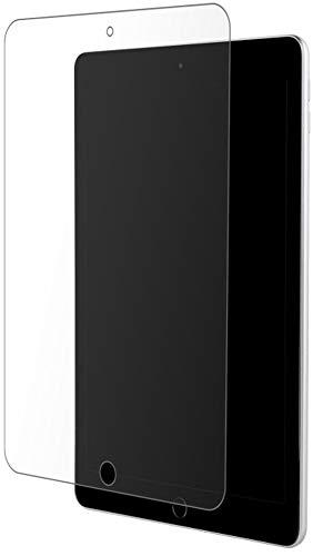 Skech Essential Tempered Glass HD Protector de Pantalla para Apple iPad 10,2 Pulgadas (2019) – [antihuellas, dureza 9H, irrompible, Bordes Redondeados] – SKID-PD10-GLPE-1