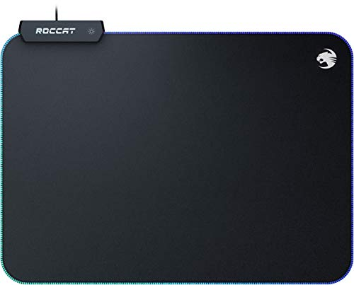 ROCCAT Sense Aimo RGB Illumination Gaming Mousepad