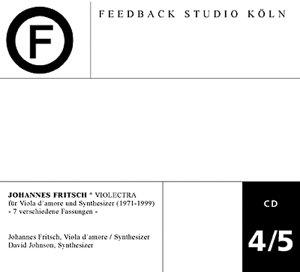 Feedback CD 4-CD 5