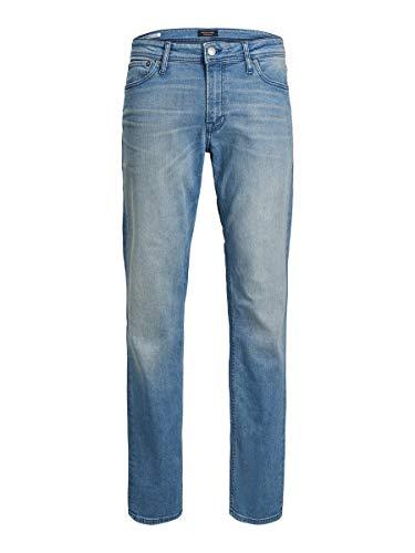 JACK & JONES Male Regular fit Jeans Clark ORIGINAL JOS 313 STS 3432Blue Denim