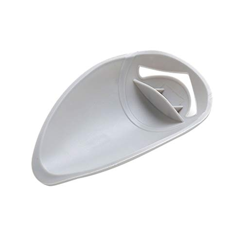 aixu Grifo De Agua De Plástico Grifo De Agua Extensor De Tanque Dispositivo De Lavado Extensores De Grifo Gris