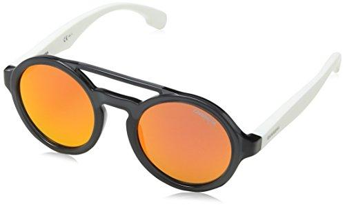 Carrera Junior Carrerino 19 Uz Gafas de sol, Gris (GREY MTWHITE/RED FL), 44 Unisex-Niño