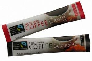 PUREGUSTO Fairtrade DECAF Koffie Sticks X 250