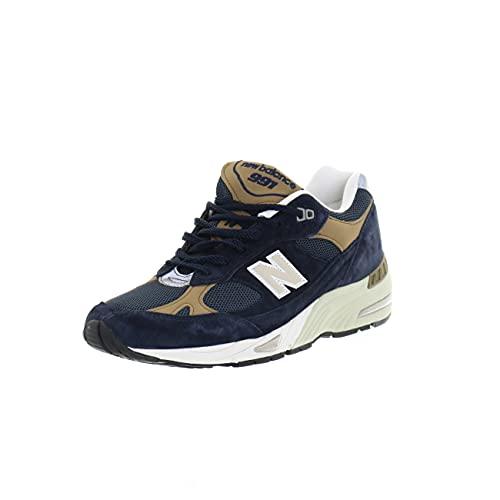 New Balance 991 Sneaker Blu Da Uomo M991DNB