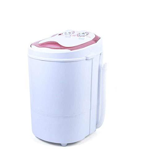 Tragbare Mini-Waschmaschine - 2 in 1 Leichter Waschmaschine, Einzel Tub Waschmaschine Wäscheschleuder-Maschine Für Camping Dorms Apartments College-Zimmer Nutzung Waschmaschine Und Trockner