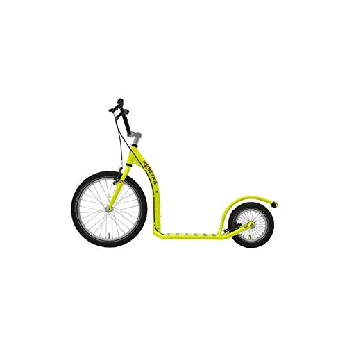 KOSTKA Kick Scooter UNI 2 – Neon Lemon