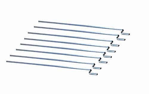 Graupner FT4021 - Flite Test Push Rods – Steuerstangen - 8 Pack,  Entdecke im Onlineshop viele weitere Artikel. Marke, 42 cm