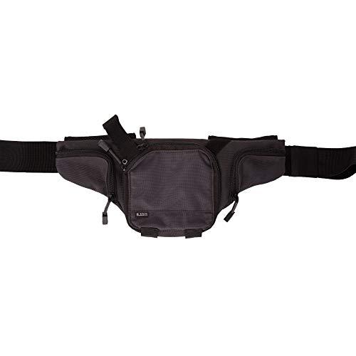 5.11 Tactical Series Select Pistol Sac de Voyage, 16 cm, 3 L, Charcoal