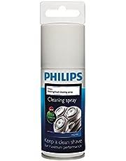 Philips HQ110/02 Spray per Pulizia Testine di Rasatura, 100 ml