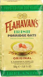 Flahavans | Porridge Oats - Organic | 1 x 500g