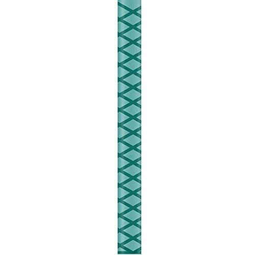 Austinstore Wasserdichte Anti-Rutsch-Schrumpfschlauch für Angelruten Schläger Griff Hanteln, grün, 40 mm