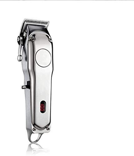 ÉDM Haarschnitt-Trimmer Elektrischer Haarschneider Schnurloses Haar Geräuscharmer professioneller Bartschneider