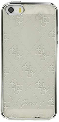 Funda Guess para iPhone 5s / SE Plateada