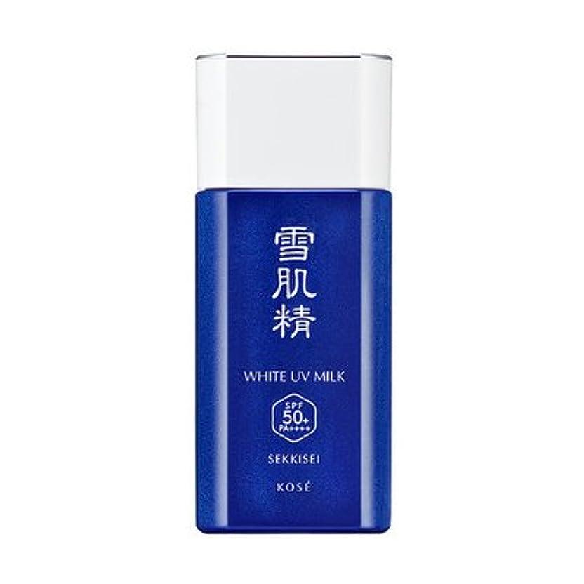 薄い鼻湿地コーセー 雪肌精 ホワイト UV ミルク 60g [ 日焼け止め ] [並行輸入品]