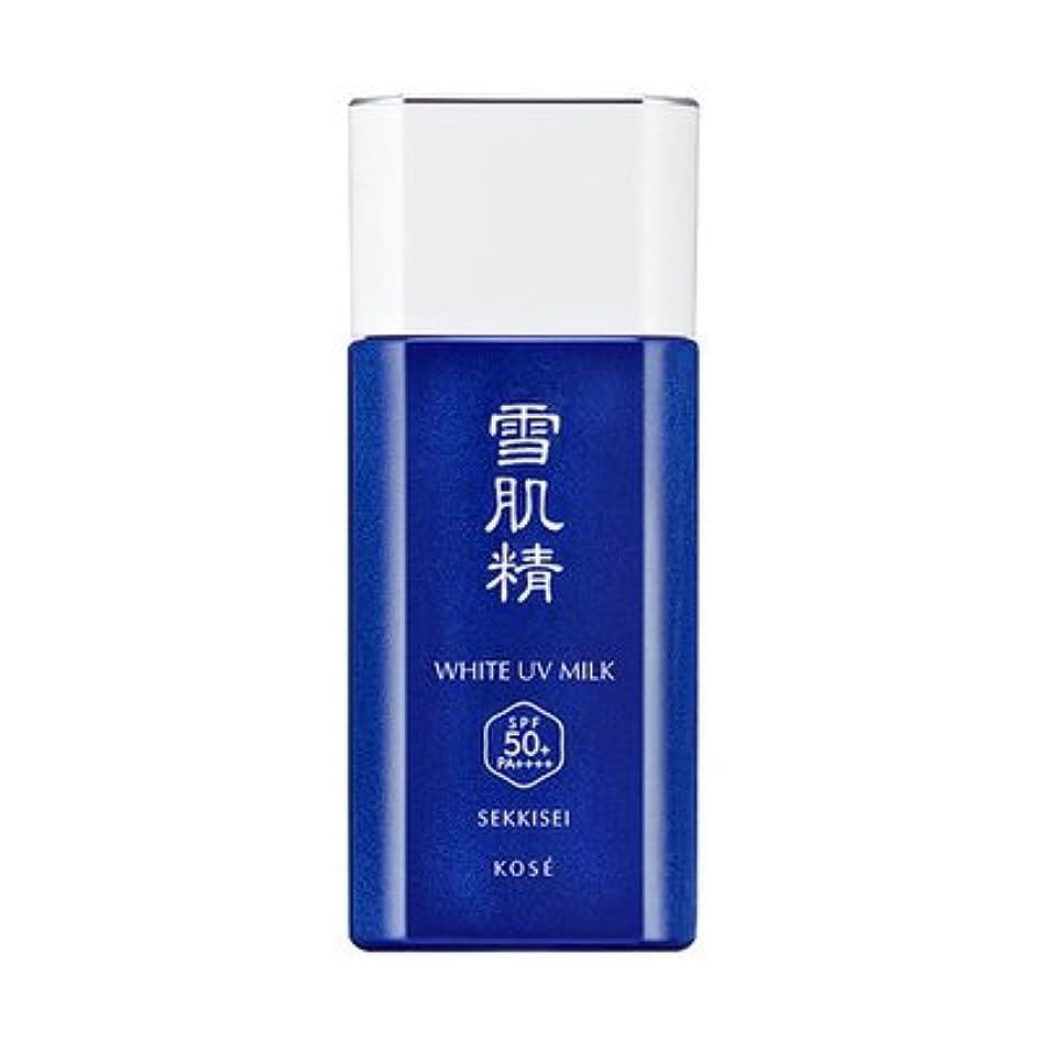 多分蒸気コレクションコーセー 雪肌精 ホワイト UV ミルク 60g [ 日焼け止め ] [並行輸入品]