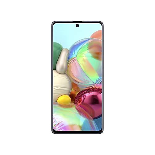 """Samsung Galaxy A71 Silver 6.7"""" 128GB 4G Dual SIM Unlocked & SIM Free"""