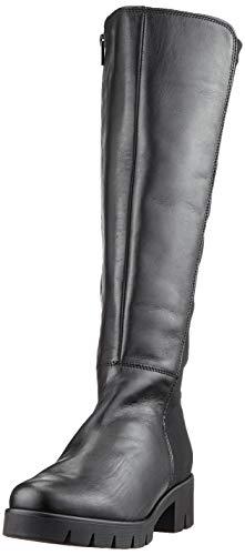 Gabor Shoes Damen Casual Hohe Stiefel, Schwarz (Schwarz 87), 41 EU