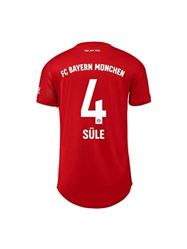 FC Bayern München Damen Home-Trikot Saison 2020/21, Gr. XL, Niklas Süle