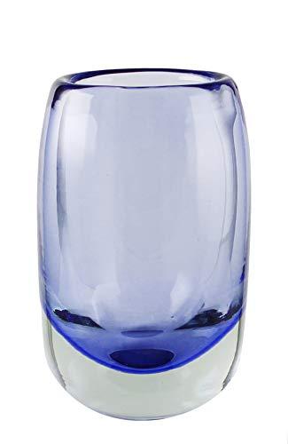 Kaheku Vase Mattia Kobaltblau Durchmesser 11,5 cm, Höhe 15 cm 1182002753