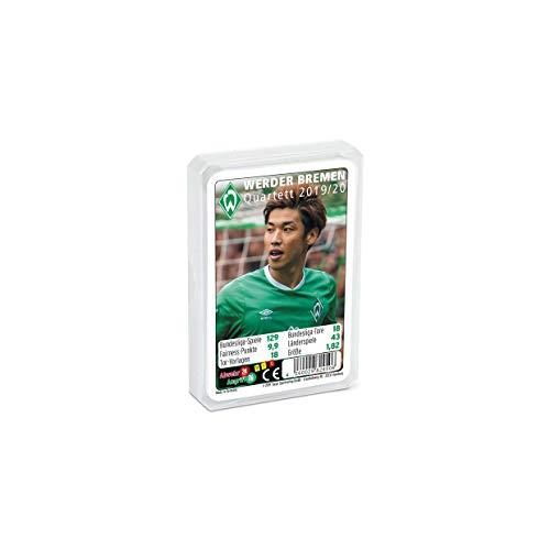 Teepe Werder Bremen Quartett Saison 19/20