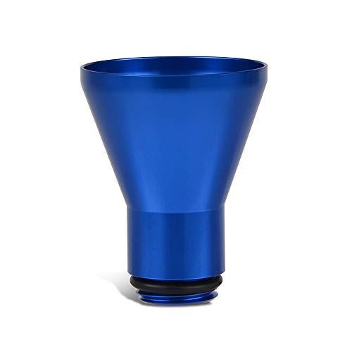JUANJUAN Frendle de reabastecimiento de reabastecimiento de Aluminio de Aluminio Fit para Exc SXF SX XC XCF Excf XCFW 65 125 250 300 350 400 450 525 530 2001-2021 2020 2019 (Color : Blue)