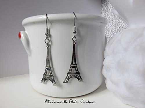 Ohrringe Eiffelturm Paris
