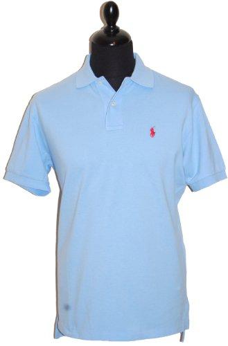 Ralph Lauren - Polo - Homme Bleu Bleu clair - Bleu - Bleu clair - moyen