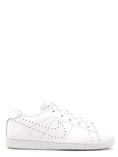 Nike Tennis Classic PRM (PS), Zapatos de Primeros Pasos, Blanco (Blanco (White/White), 28.5 EU