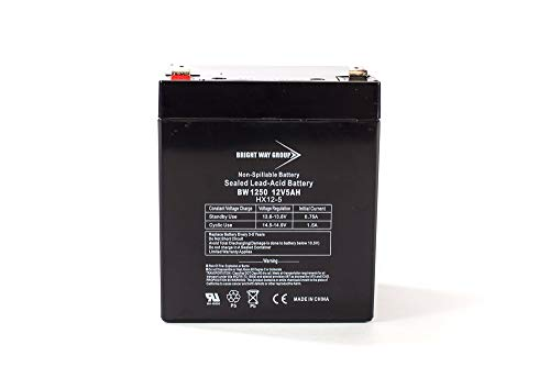Bright Way Group BW 1250 F1 (0124) BWG 1250 F1 Battery
