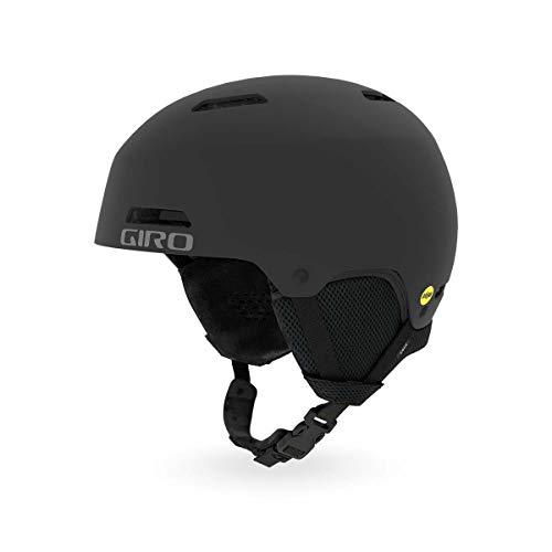 Giro Crue MIPS Youth Snow Helmet - Matte Black - Size S (52-55.5cm)