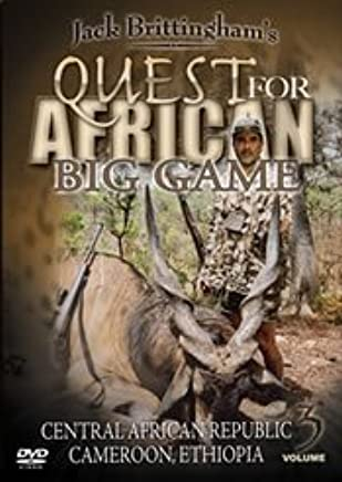 Quest for African Big Game Volume 3 ~ Hunting DVD New