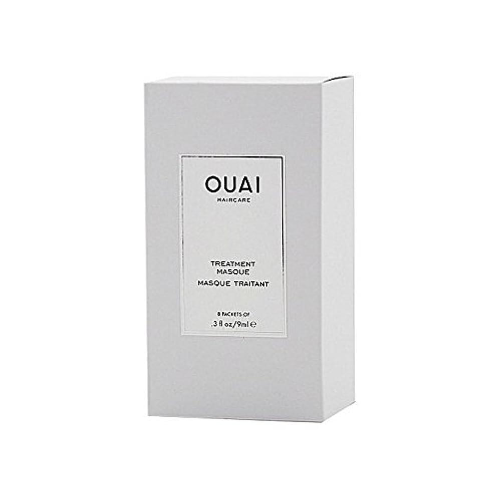 プログレッシブ留め金キネマティクスOuai Treatment Masque 8 X 9ml - トリートメントマスク8×9ミリリットル [並行輸入品]