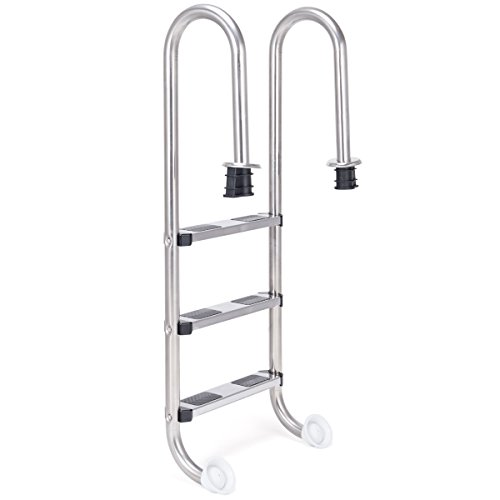 vengaconmigo - Escalera de Seguridad para Piscina, de Acero ...