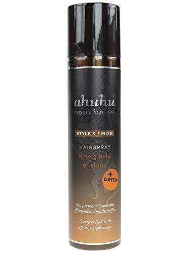 Bester der welt ahuhu STYLE & FINISH Haarpflege Koffein Haarspray – 300ml