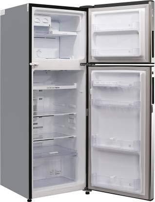 Whirlpool 265 L 2 Star Frost-Free Double Door Refrigerator (NEO DF278 PRM ARCTIC STEEL -N, Grey)