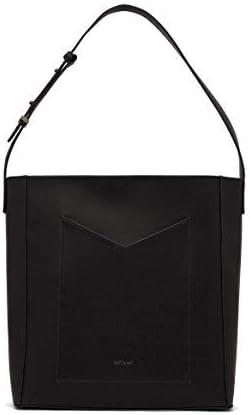 Matt & Nat Laverne Handbag, Vintage Collection, Black (Black)