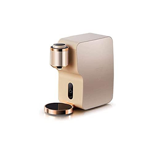 RTOFO Mini dispensador de agua de escritorio, dispensador de agua multifuncional temperatura ajustable mantener WarmAutomatic pequeña fuente de bebida
