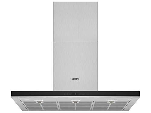 Siemens LC98BIT50 iQ500 Dunstabzugshaube, edelstahl, Home Connect