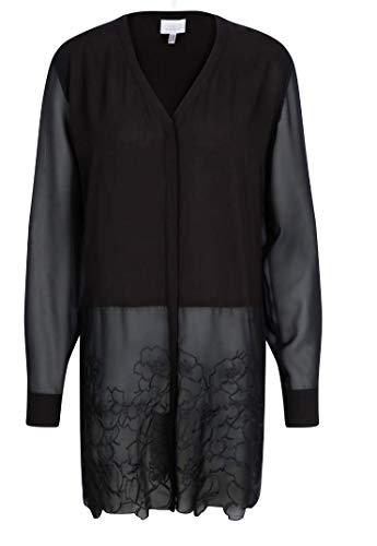 Sportalm Damen Bluse Größe 40 EU Schwarz (schwarz)
