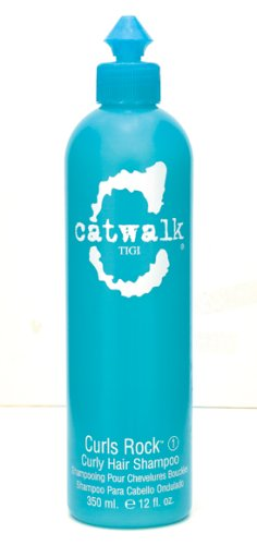 Catwalk Curls Rock Curly Hair Shampoo, 12-Ounces