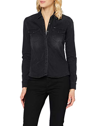 LTB Jeans Lucinda Camisa, Latore X Wash, M para Mujer