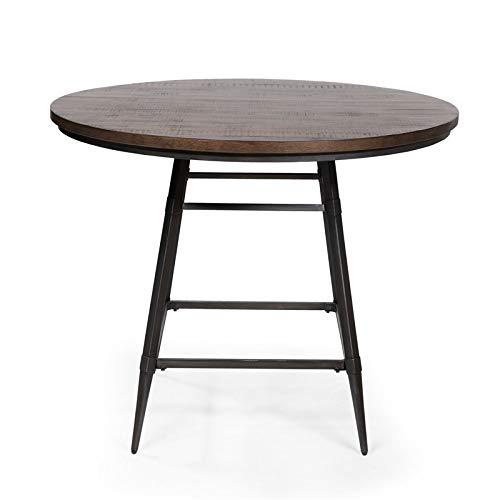 Modern Metal / Wood Dining Set (Various finishes)
