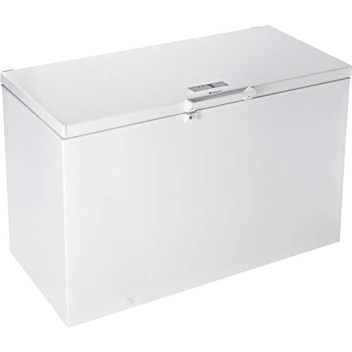 Hotpoint CS1A400HFMFAUK.1 Chest Freezer - White