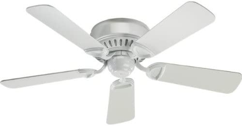 """2021 Quorum QUO51425-6 Transitional 52 Estate Patio Collection wholesale in Bronze/Dark outlet online sale Finish Traditional ``Ceiling Fan, 42"""" outlet online sale"""